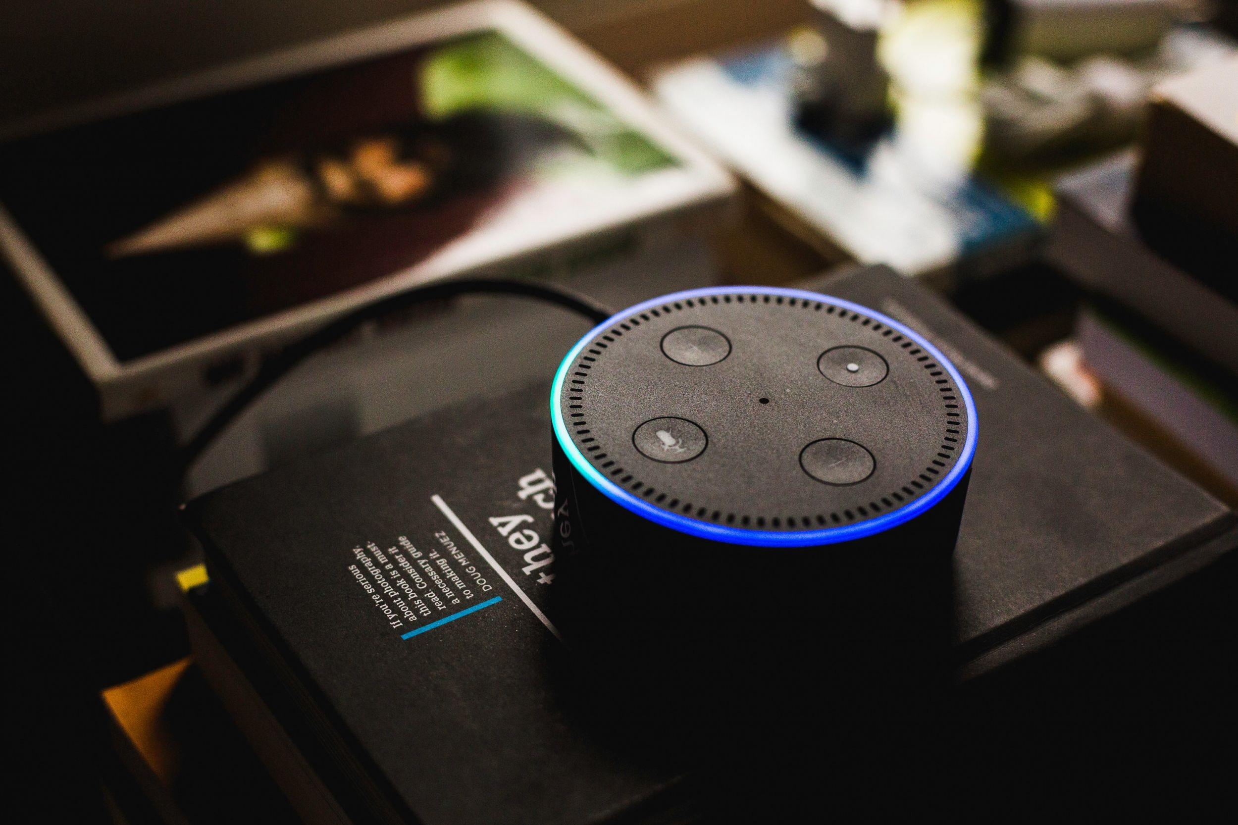 Hey Alexa, how can my business capitalise on emerging voice-first trends?