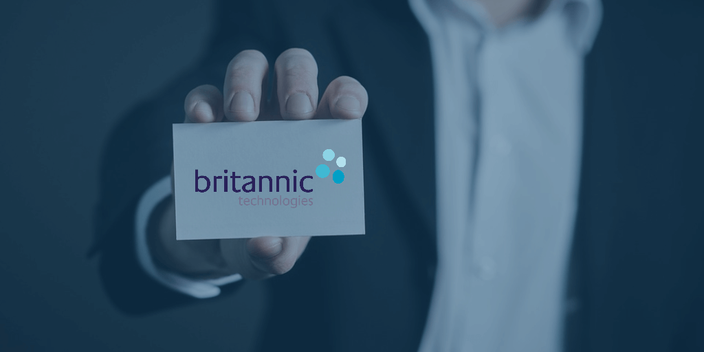 Where to meet Britannic Technologies in 2017