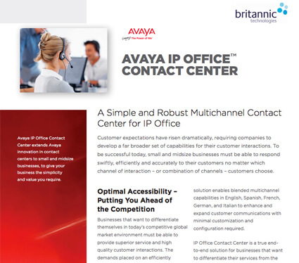 Our Avaya 'Experience is Everything' ebook