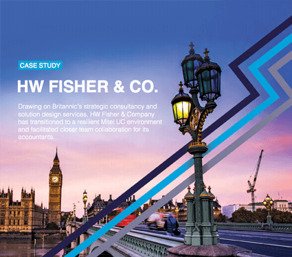 HW Fisher & Co. Case Study