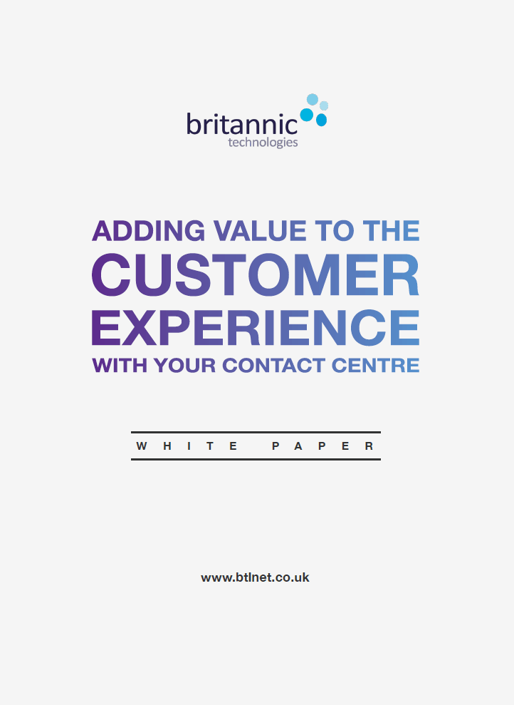 Adding Value to the Customer Experience with your Customer Experience - WP Front Cover