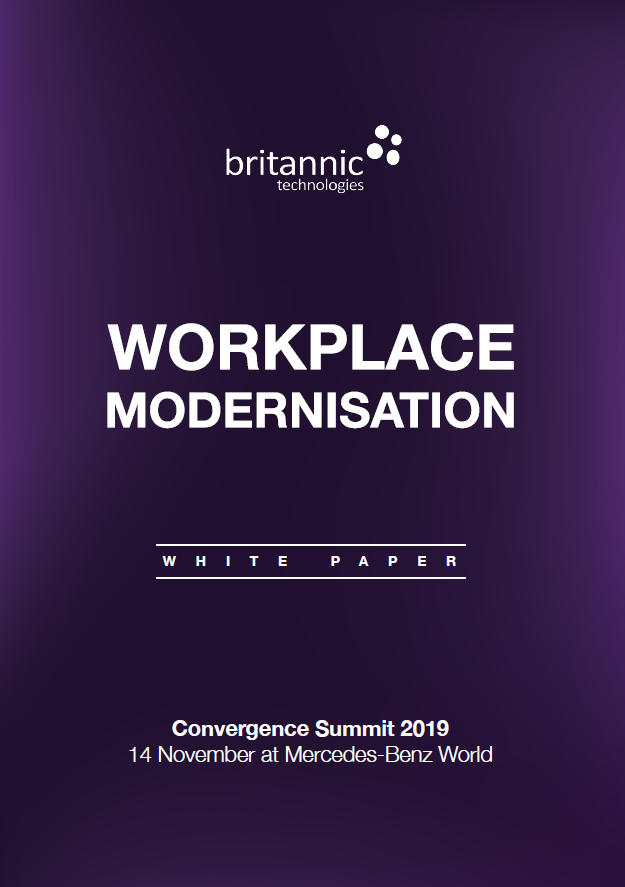 Workplace Modernisation White Paper