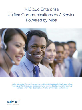 Micloud Enterprise Unified Communications As A Service