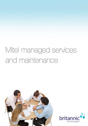 Mitel Maintenance and Managed Services Brochure