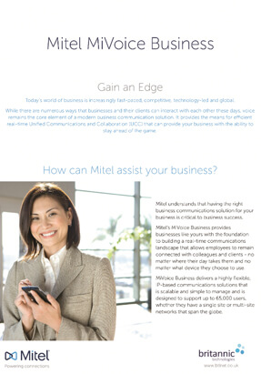 Mitel MiVoice Business