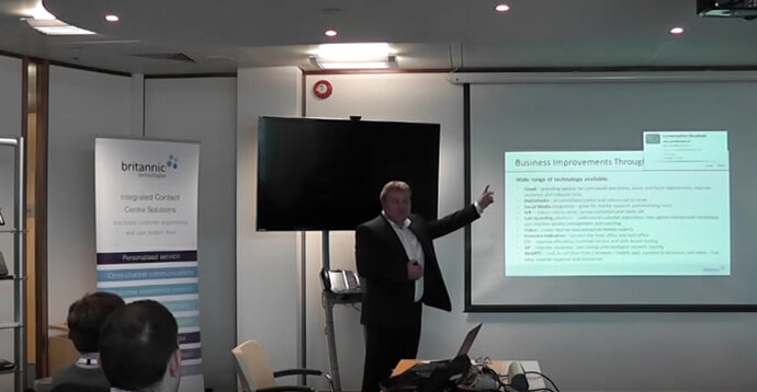 Jonathan Sharp - Enhancing the Contact Centre with Middleware and Applications