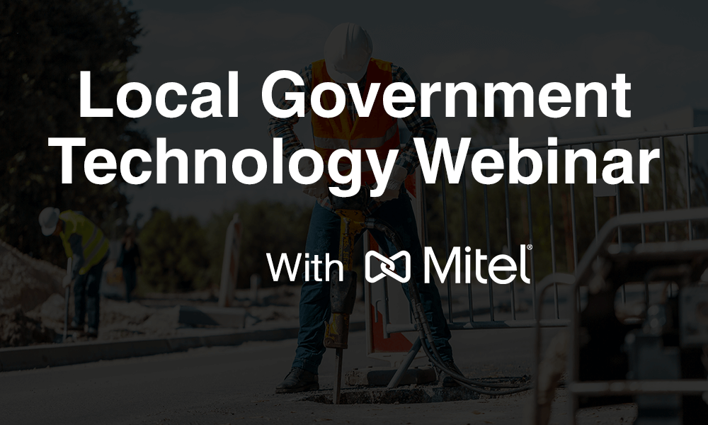 Webinar Recording: Reducing Costs and Improving Customer Experience in Local Government